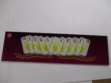 Video Poker Glass (Caesars Palace)