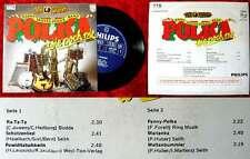 EP Kai Warner & Happy Skiffle Polka Band Polka wie noch nie (Philips 6853 023)