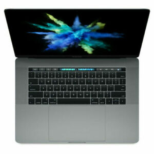 Apple MacBook Pro Core i7 Retina 2.6GHz 16GB RAM 256GB SSD Touch 15 - MLH32LL/A