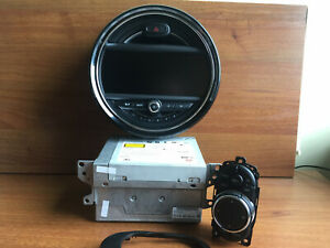 BMW Mini Cooper F56 NBT Touchpad iDrive professional Navigation System Unit