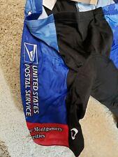 USPS, US Postal, Pearl Izumi, Lance Armstrong Vintage Shorts