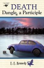 Death Dangles a Participle (Miss Prentice Cozy Mystery Series)-ExLibrary