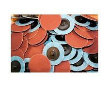 "Roloc Grinding Sanding Disc 2"" 120 Grit Aluminum Oxide (AO) 50pc  #720q50"
