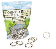 10 - Country Brook Design® 1 Inch Welded Heavy O-Rings