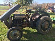 massey ferguson tractor t20 vigneron french import