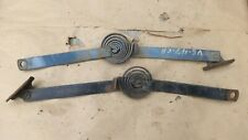 1941 1948 Ford Sedan Trunk Lid STAY UP ARMS Original pair Supports Mercury