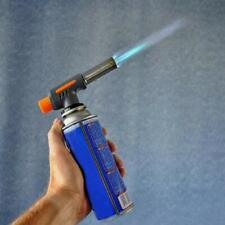 Soplete De Gas Soldador con Recarga Encendido Piezoeléctrico Cocina 24h