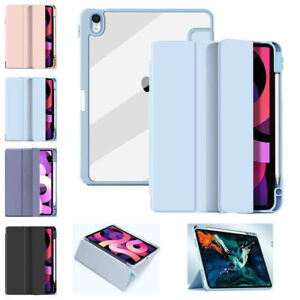 """For iPad 5/6/7/8/9th Gen Pro 11"""" Air 4th Shockproof Stand Folio Smart Case Cover"""