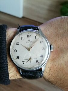 OMEGA CAL 30T2 / 35MM / 1945 orologio vintage watch