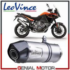 Exhaust Leovince Lv One Evo Stainless Steel Ktm 1090 Adventure/R 2017 > 2019