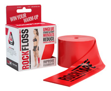 ROCKTAPE MUSCLE ROCK FLOSS 5CM,VooDoo band 7'use 4 CROSSFIT Mobility