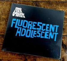 ARCTIC MONKEYS FLUORESCENT ADOLESCENT CD SINGLE ORIGINAL 2007 NEW SEALED