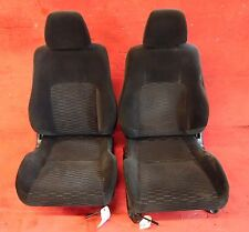 97-01 Honda Prelude OEM front Left & right seats assembly STOCK factory black #1