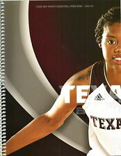 2015-16 Texas A&M Women's Basketball Media Guide