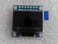 Blue 0.96 SPI I2C IIC Serial 128X64 OLED LED Display Module SSD1306 For Arduino