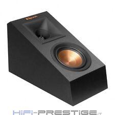 PAIR FLOORSTANDING SPEAKERS KLIPSCH RP-140SA DOLBY ATMOS BLACK COFFERS SPEAKERS