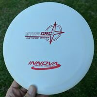 Rare White PFN Star Orc Innova Disc Golf 162g NEW