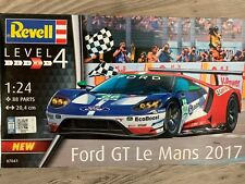 +++ Revell 07041 Ford GT Le Mans 2017 1:24 07041
