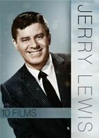 Jerry Lewis: 10 Film Collection (10 Disc) DVD NEW