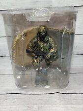 McFarlane's Military Army Infantry NBC/M.O.P.P. Suit Series 6