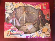 Vintage Sky Dancers Fantasy Bride 3 Pack Set 1990's New Mip