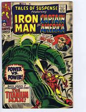 Tales of Suspense #93 Marvel 1967