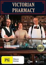 Victorian Pharmacy NEW R4 DVD