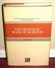 The Prophetic Book of Mormon by Hugh Nibley Volume 8 1992 F.A.R.M.S LDS HB
