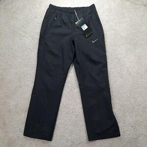 Nike Golf Storm Fit Women's Pants Size Medium 28/30 Black New