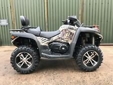 QUADZILLA X8 800 V-TWIN  TERRAIN  2018 ROAD LEGAL THE KING OF QUAD BIKES ATV