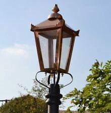 Copper Lantern Garden Lighting Equipment