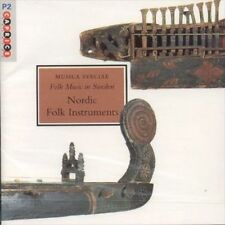 Nordic Folk Instruments, New Music