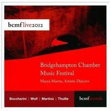 Boccherini : BCMF Live 2012 CD