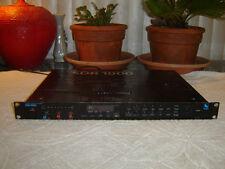 Ibanez SDR1000, Stereo Digital Reverb, Sony MU-R201, Vintage Rack, Repair