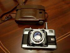 Voigtlander Vitessa L with 50mm f/2 Ultron lens and case