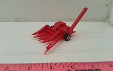 1/64 ertl standi red 3 row corn picker farm toy fast free ship plastic