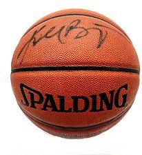 KOBE BRYANT Signed Spaulding Basketball RARE full name signature Beckett LOA!!