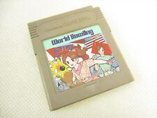 Game Boy WORLD BOWLING Nintendo Video Game Cartridge Only gbc