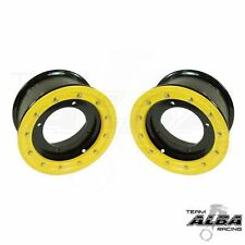 TRX 450R 400EX 300EX  Front Wheels  Beadlock  10x5  4+1  4/144  Alba Racing  BY