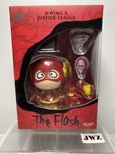 Soap Studio Figure, The Flash, DC, B. Wing X, Justice League