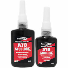 More details for a70 studlock thread lock loctite anaerobic adhesive high strength thread glue