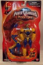 "Power Rangers Mystic Force 5"" Morph Max Battlized Solaris Knight Ranger Unicorn"