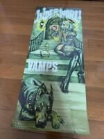 ROCKIN' JELLY BEAN POSTER ART VAMPS NEW VERY RARE PICTURE DRAWING JAPAN F/S