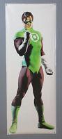 Original DC Direct oversized Green Lantern comic book poster 1:JLA/Alex Ross art