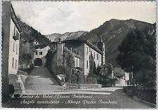 CARTOLINA d'Epoca - BERGAMO provincia - San Martino dei Calvi  1951 - Valnegra