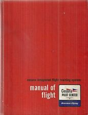 Cessna Integrated Flight Training System Manual of Flight Aircraft Airplane