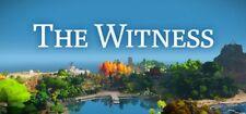 The Witness Steam Game (PC/MAC) - REGION FREE