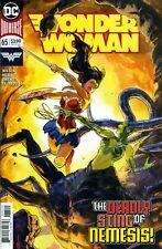 WONDER WOMAN #65 - DC COMICS - US-COMIC - USA - H530