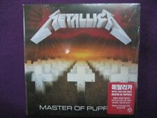 Metallica / Master Of Puppets (2016 REMASTERED) CD NEW SEALED