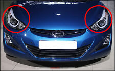 Genuine OEM Projection Hade Lamp Light Assy Not DRL For 11~2015+ Hyundai Elantra